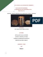 ANALISIS  GRANULOMETRICO DE AGREGADOS  FINOS Y GRUESOS