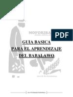 Guia Basica Para El Aprendizaje Del Babalawo...By Osalofobeyo.pdf