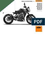manual duke1290
