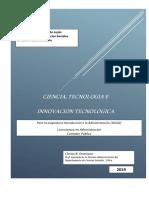 Int a La Administracion -Ottaviano Tecnologia