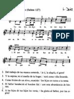COMO BROTES DE OLIVO (Salmo 127) 2v