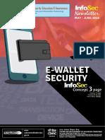 e wallet security