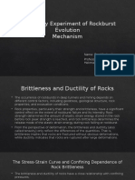 Presentación Memoria 6 Laboratory experiment of Rockburst evolution mechanism (21-11-2019)