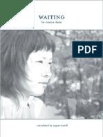 Dazai, Osamu - Waiting (JLit, 2007).pdf