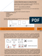 PRESENTACION DISEÑO III Estructuracion de Edificios