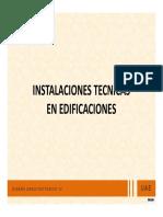 PRESENTACION DISEÑO IV INGENIERIAS EN EDIFICACIONES (31-ENE-12)