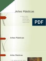 Las artes plásticas 2.pptx
