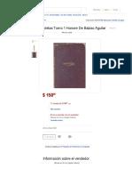 Obras Completas Tomo 1 Honore De Balzac Aguilar - $ 150,00 en MercadoLibre.pdf