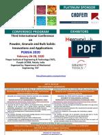 PGBSIA 2020 Conference Program 30_01_2020