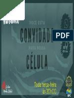 Convite_Célula_Metanoia