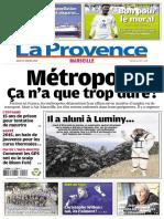 La Provence 21 Janvier 2016