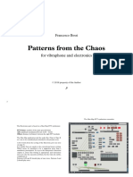 Francesco Bossi Patterns From the Chaos