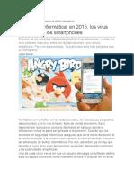 smartphones virus
