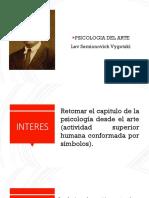 Psicología del Arte Vygotsky