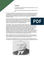 BIOGRAFÍA DE  GUILLERMO PATTERSON
