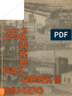 25 Jahre Gaswerk II Danzig