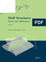 Shell structures theory and applications volume 2  proceedings of the 9th SSTA Conference, Gdańsk - Jurata, Poland, 14 - 16 October 2009 by Ireneusz Kreja Wojciech Pietraszkiewicz Conference Shel.pdf