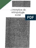 Carozzi Maya Magrassi_Conceptos de Antropología Social