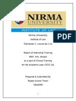 Nirma University.docx
