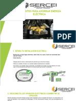 Manual Digital 10 Habitos Para Ahorrar Energia Electrica