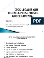 Presentacion III Base Legal