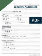 Matematika Baris dan Deret