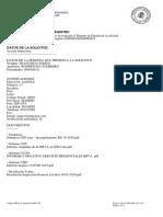 Denuncia Registrada Global Sales Solutions Line - Incumplimiento RD 10-2020