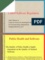 FDA Software Development