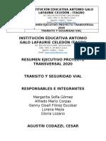 2020 PROYECTO EDUCACION EN TRANSITO Y SEGURIDAD VIAL.docx