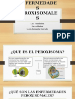 Enfermedades Peroxisomales