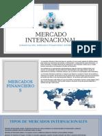 """2. Presentación """"Comportamiento del mercado internacional"""""""