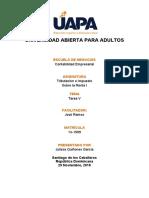 TAREA Vtributario e impuesto sobre la renta