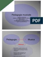Pedagogia-musicale