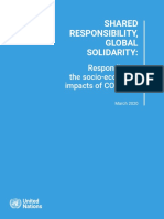 UN Report - Shared Responsibility, Global Solidarity