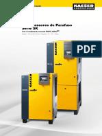 Catálogo SK 11-15 kW Kaeser