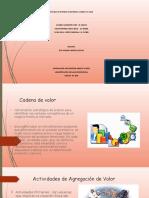 CADENAS DE VALOR - POLITICAS DE COMPRAS