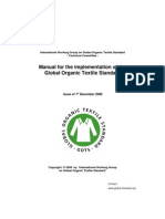 Manual for Implementation