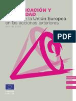 Comunicacion y Visibilidad - Manual de la Union Europea en las acciones exteriores