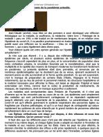 Une interview de Jean-Claude Larchet