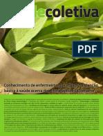 ANLISE DE OBITOS RESIDUAIS POR CAUSAS EXTERNAS EM CUIAB-MT IN REVISTA SADE COLETIVA