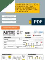 SEM 2 - SESION 05-08 -- HC PERINATAL - ULTRASONIDO - BIENESTAR FETAL