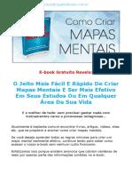 Como Criar Mapa Mental - O Guia Definitivo, Completo e Gratuito - Estudoesquematizado.com.Br