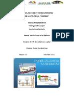 CATALOGO DE PIEZAS PARA Instalaciones en los Edificios
