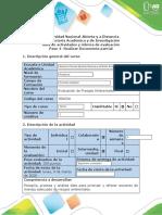 Guia de actividades y rúbrica de evaluación - Paso 4 - Realizar Documento parcial (1)