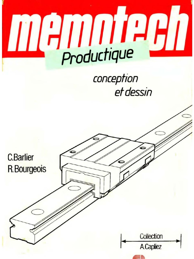 memotech conception et dessin pdf gratuit