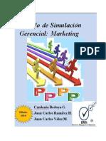 modelo de simulación gerencial