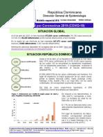 Boletín especial 16 - COVID-19 -03-04-2020