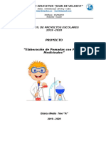 PERFIL DE PROYECTO 7mo A