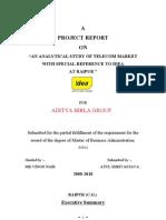 Airtel Summer Project (3)