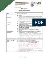 ADA 1. Análisis del primer informe de gobierno (primera parte)